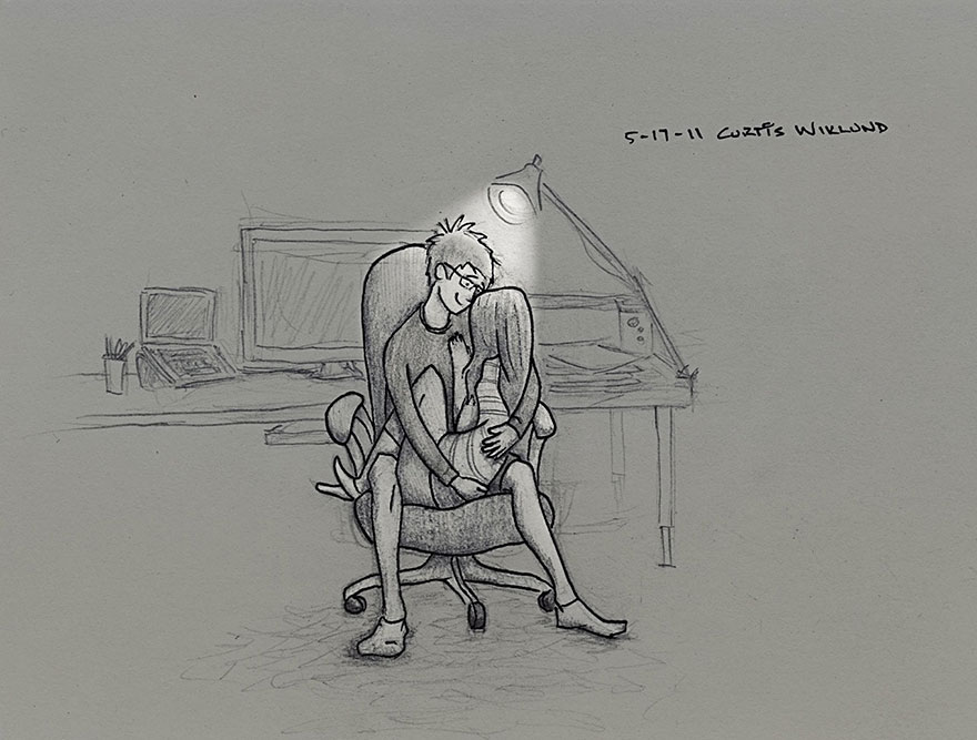 365-days-drawing-challenge-love-illustrations-marriage-curtis-wiklund-6__880