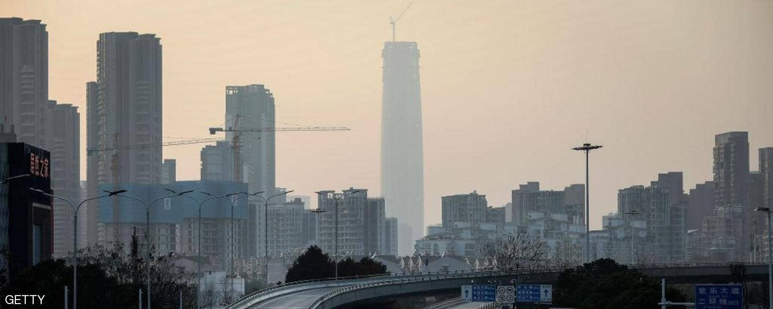 """Photos From within Wuhan """"Ghost Town"""""""