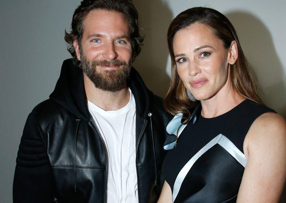 Bradley Cooper and Jennifer Garner