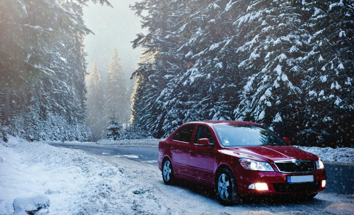 Driving Tips for The Winter Months