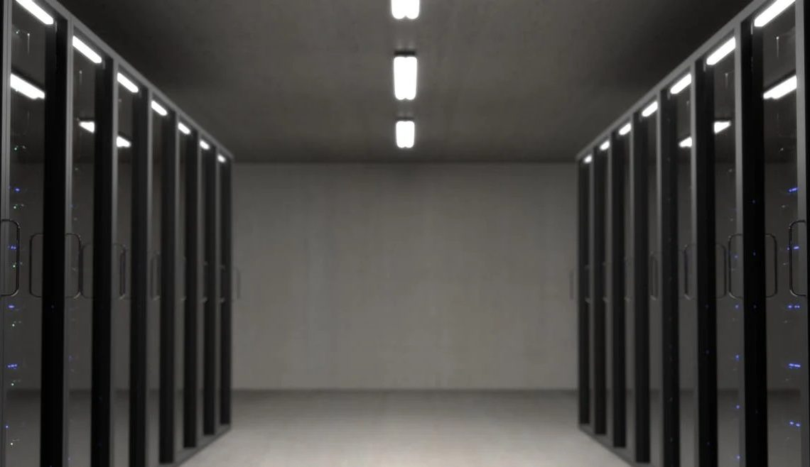 Datacenter security is a serious business